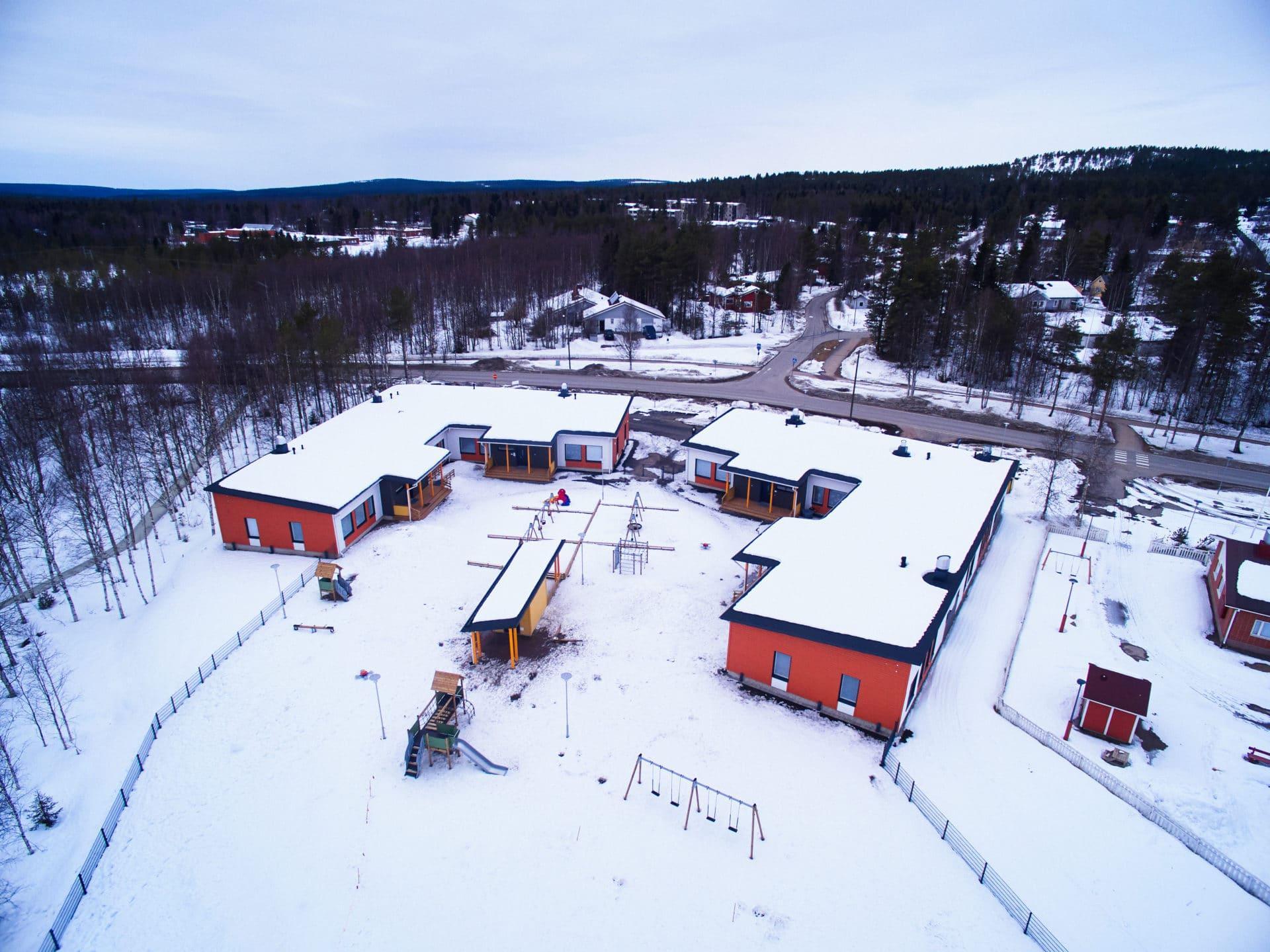 Hoivatilat Päiväkoyi, Rovaniemi
