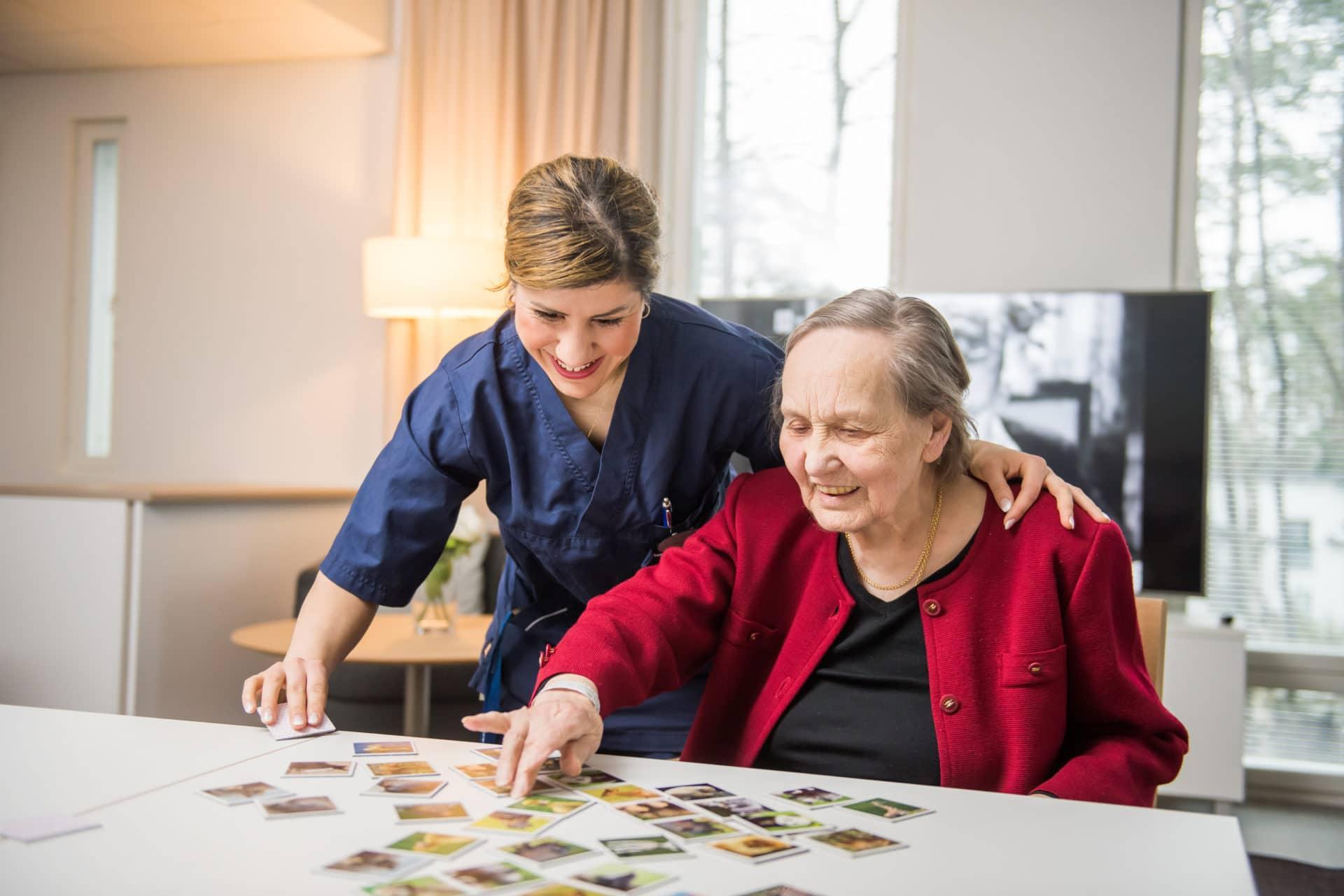 Hoivatilat Palvelukortteli Espoo