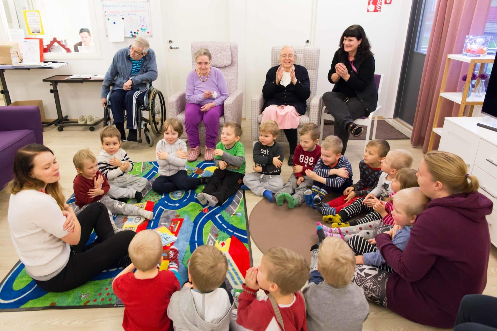 Hoivatilat Palvelukortteli Lahti