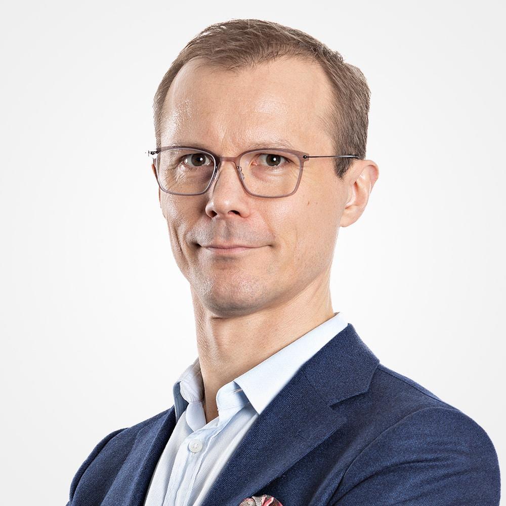 Riku Patokoski, Varatoimitusjohtaja