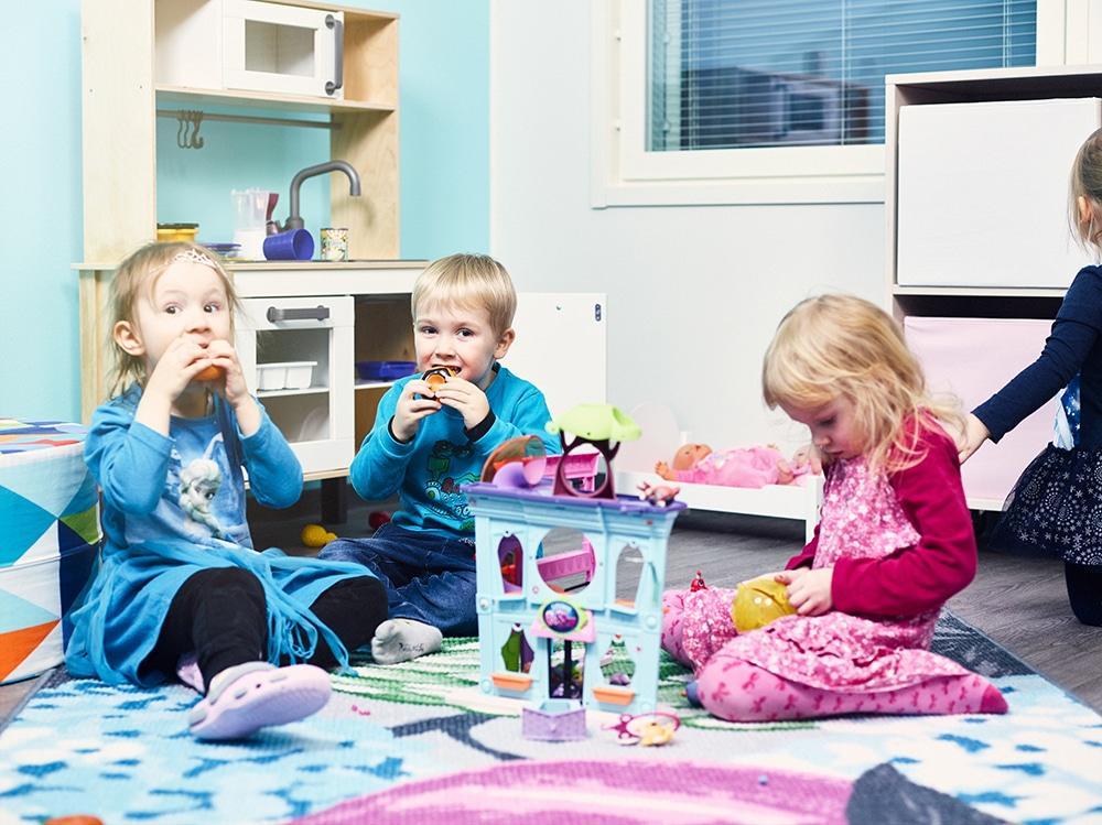 Hoivatilat day care center Rovaniemi