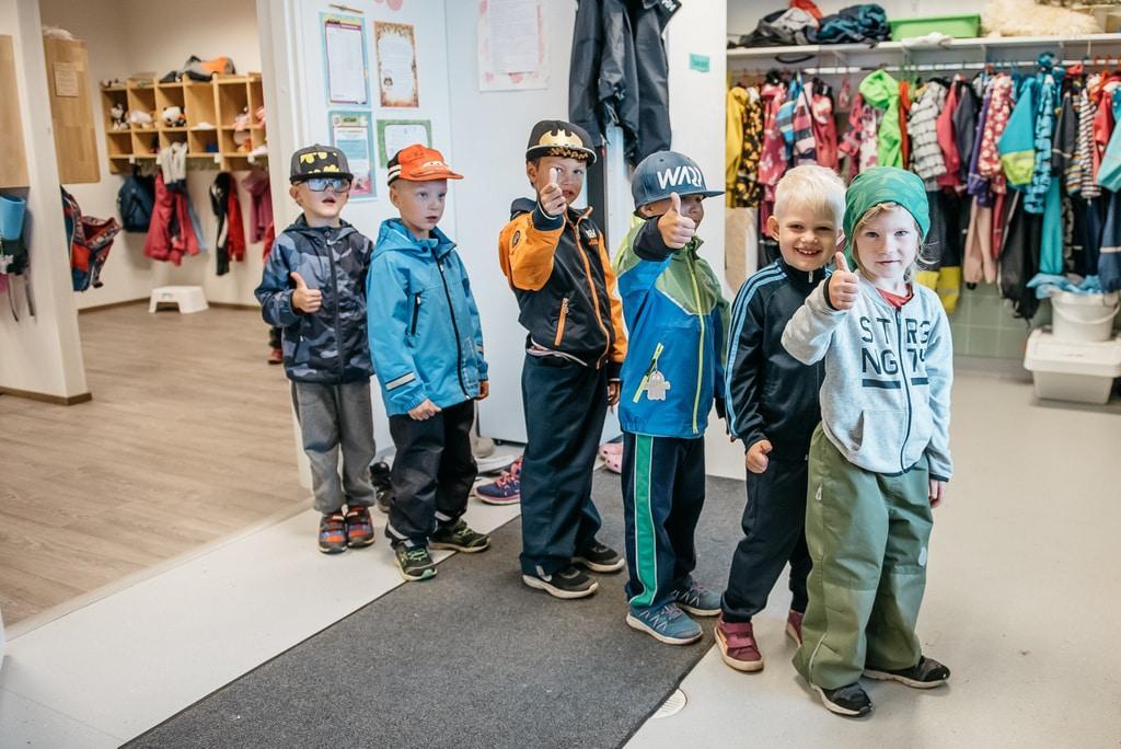 Hoivatilat day-care centre Kuopio